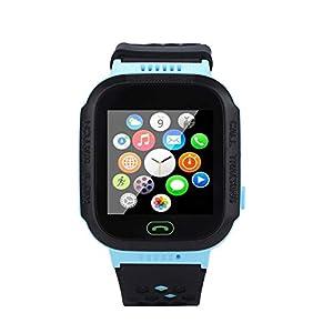TianranRT Q528 Smart Watch mit GPS GSM Locator Bildschirm Tracker SOS für Kinder Kinder