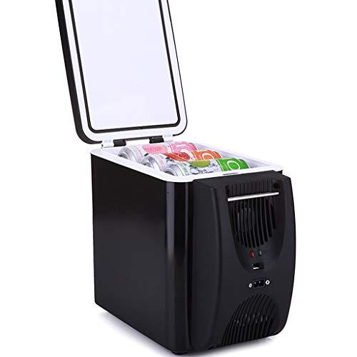 Gas-single Kühlschrank (Mysida Car Refrigerators Auto Kühlschrank 6L Gefrierschrank Elektrokühler Heizung Für Reise Wandern Camping Outdoor Dual-use-Eisbox Auto Kühlschrank (12 V / 220 V))