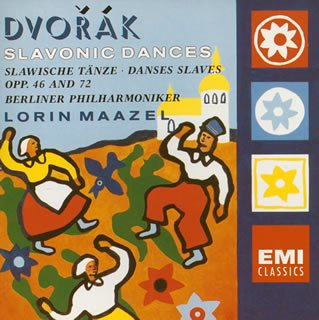 Dvorak:Slavic Dances Op.46 Toshiba 46