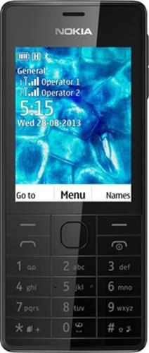 Nokia 515 (Dual SIM Black)