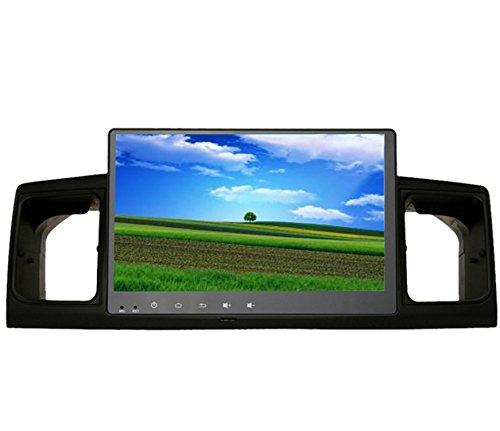 Roverone 9 Zoll Android 6.0 Octa Core Autoradio Auto GPS-Player für Toyota Corolla E120 2003-2006 mit Navigation Stereo-Radio Bluetooth Spiegel Link Full Touch Bildschirm