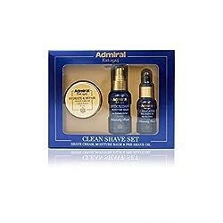 Admiral Clean Shave Set de...