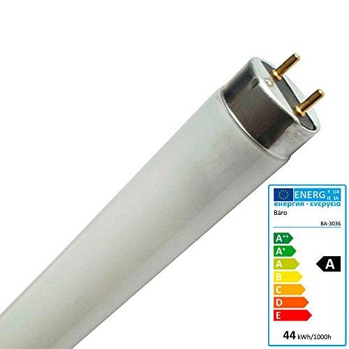 Bäro Lebensmittel-Leuchtstofflampe 36 Watt 3036 mit 26mm Speziell für Fleisch Wurst Geflügel Fisch