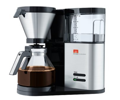 Melitta Aroma Elegance Filter Coffee Machine with 250g of coffee