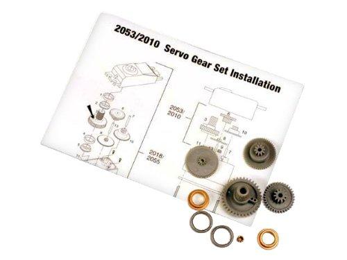 Traxxas TRA2053 Gears Servo pour 2055 et 2056 Servos