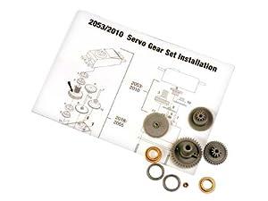 Traxxas 2053 - Piezas de Coche Modelo Servo Gear