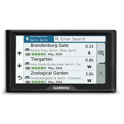 'Garmin Drive 51LMT-s Fixe 5'TFT Écran Tactile 170.8G Noir Navigateur–Navigateur GPS (12,7cm (5), 480x 272Pixels, TFT, Horizontal, SSD, microSD (Transflash))