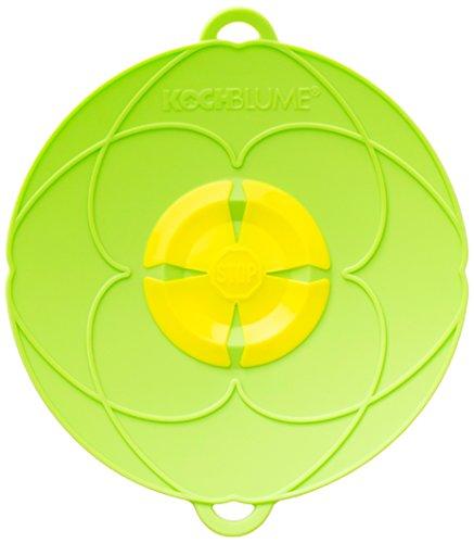 Kochblume Mini 16,5 cm, Plat, Vert