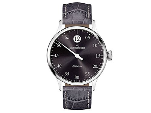 MeisterSinger Mens Watch automatic Salthora SH907