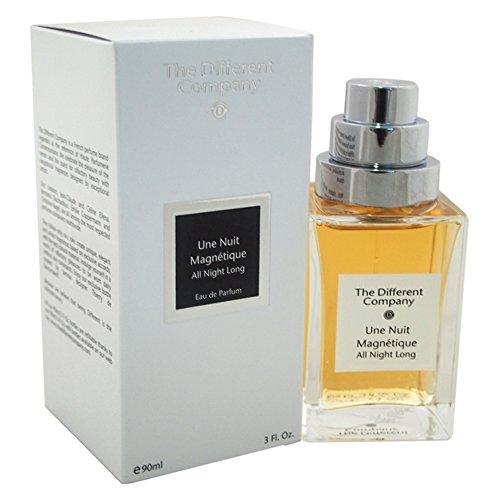 3 Oz Eau De Parfum (The Different Company Une Nuit Magnetique Eau De Parfum Spray 90ml)