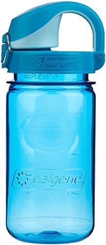 Nalgene Kinder Kunststoffflasche Everyday OTF Kids, Eisblau, 1263-0010
