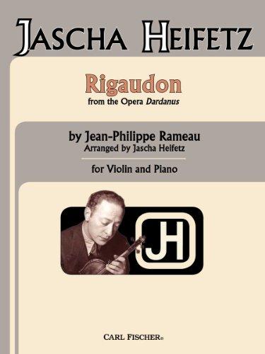 Rigadoun Violon