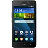 Huawei Ascend Y635 Smartphone 4G LTE, Dual SIM, Display 5' Pollici, 8 GB Memoria interna, 1GB RAM, Processore QuadCore 1.2 Ghz, Nero