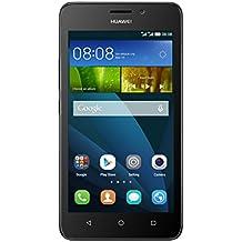 "Huawei Y635-L21 - 8GB 4G Negro - Smartphone (12.7 cm (5""), 854 x 480 Pixeles, IPS, 1.2 GHz, Qualcomm Snapdragon, MSM 8916)"