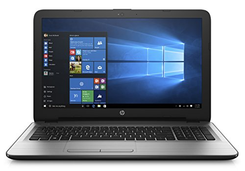 "Hp 250 G5 Notebook, Windows 10 Pro 64, Intel Core i-7 7500U, 8 GB di DDR4, SSD M.2 da 256 GB, Schermo da 15.6"", Argento"