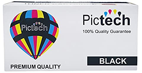 Pictech® Compatible Toner Cartridge Replacement for HP Q6470A / 70A