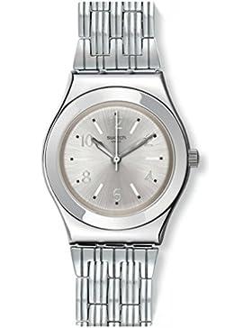 Swatch Damen-Armbanduhr YLS189G