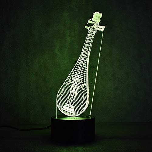 Aetd Neuheit Luminaria Led WireleSs 3D Nachtlicht Luminaria De Mesa 3D Lampe Lampe De Chevet Kinder Weihnachtsbeleuchtung Lampen -