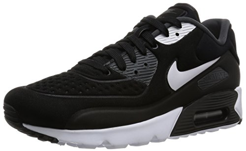Nike Herren Air Max 90 Ultra SE Laufschuhe, Schwarz (Black/White Anthracite White), 40.5 EU