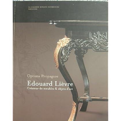 Édouard Lièvre