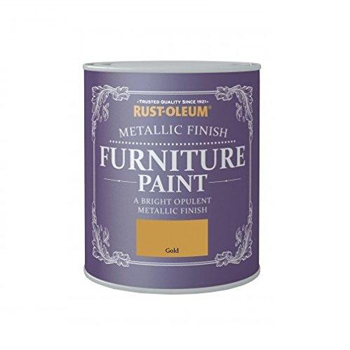 rust-oleum-metallic-finish-furniture-paint-gold-125ml