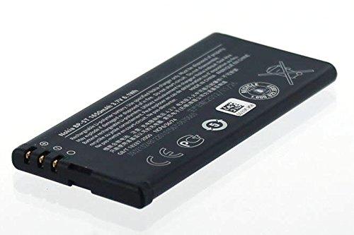 NOKIA Original Akku für NOKIA ARROW|LUMIA 820|825 entspricht Akkutyp BP-5T (825 Lumia)