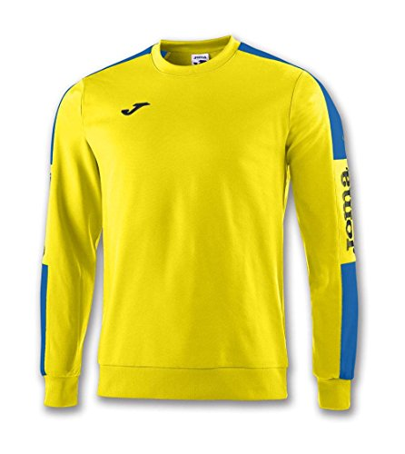 JOMA FELPA CHAMPION IV GIALLO-ROYAL Uniforms GIALLO-ROYAL