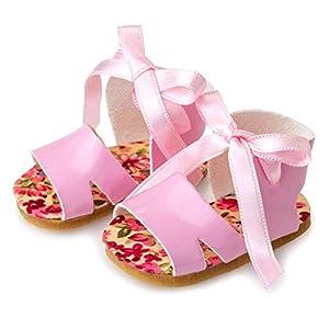 Berjuan- Zapatos 30 CM Sandalia Rosa Ref: 80007-19, (80007)