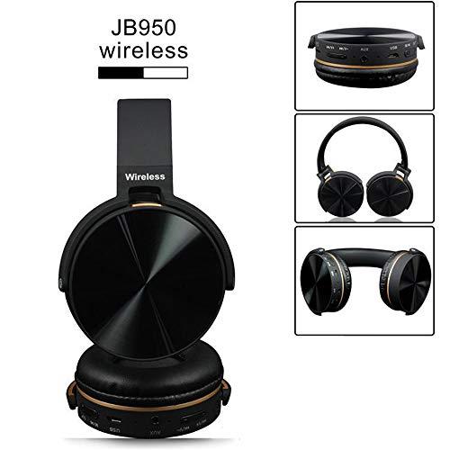 Pro RGB Wireless Gaming Headset - Dolby 7.1 Surround Sound Kopfhörer für PC, Discord Zertifiziert, 50 mm Treiber Schwarz schwarz (Dolby Sound Wireless Surround)