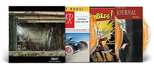 Fallout 4: Limited Edition Deluxe 6X LP Box Set Vinyl Soundtrack