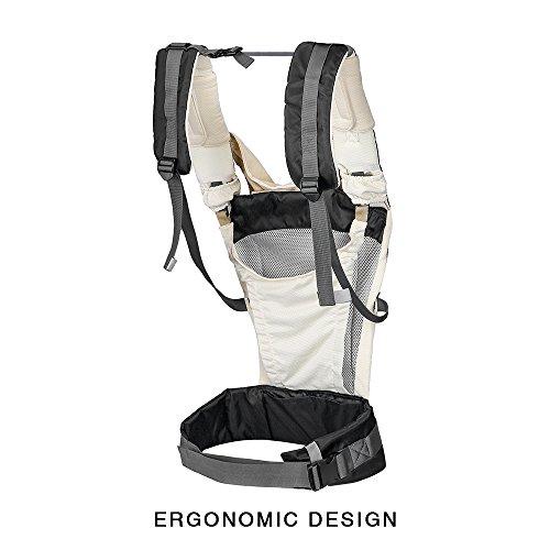Imagen de  portabebé, rakuka embrace 01 ergonómico portabebé de 3 kg hasta 20 kg  alternativa