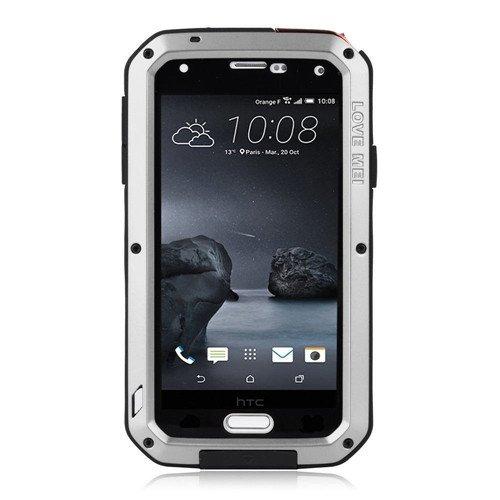 Love Mei schwere Staub Cover Aluminium Wasser beständig stoßfest Schutzhülle für HTC One A9
