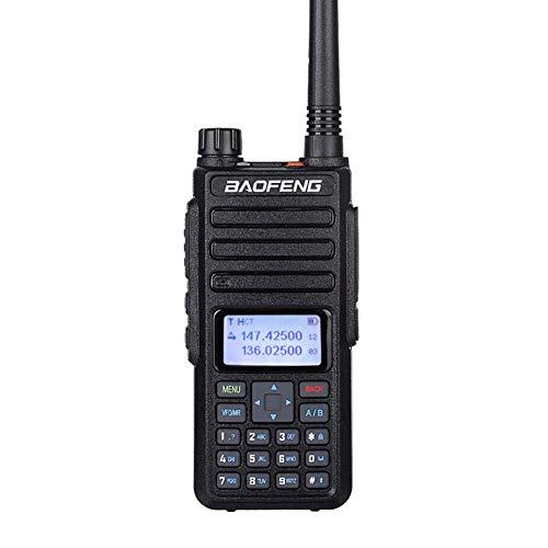 CAR SHUN Zweifrequenz-Funkgerät 136-174 MHz / 400-480 MHz Tragbares Funkgerät