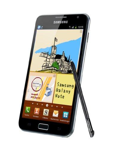 Samsung Galaxy Note  N7000  - Smartphone libre Android  pantalla 5 3   c  mara 8 Mp  16 GB  Dual-Core 1 4 GHz  1 GB RAM   azul  importado