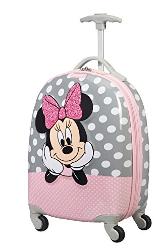 SAMSONITE Disney Ultimate 2.0 - Spinner 45/16 Kindergepäck, 45 cm, 20.5 L, Minnie Glitter