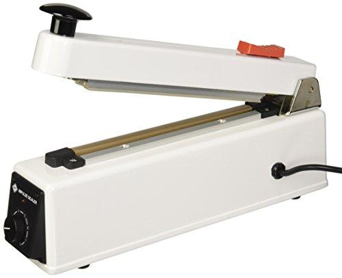 Pro-System ME210HC Impuls-Balkenschweißgeräte, 200 mm Verschluss-Länge, 10 mm Verschluss-Breite, Messer Ja
