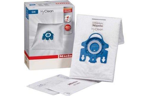 Miele GN Hyclean Lot de 4 sacs pour aspirateur