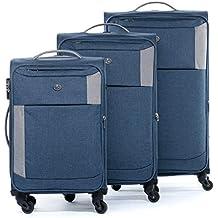Amazon.es: maleta viaje grande blanda
