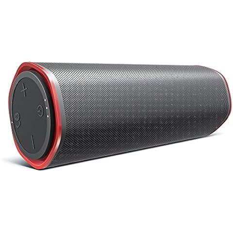 Creative Sound Blaster Free Altoparlante Bluetooth Portatile, Multifunzione, Micro SD, Microfono, IPX4,