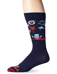 K. Bell Socks Men's Tree Beast Crew Sock