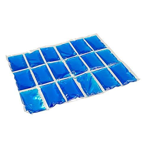 Campingaz Flexi Freez Acumulador Frio, Pack Mediano, Unisex, Azul, Medium