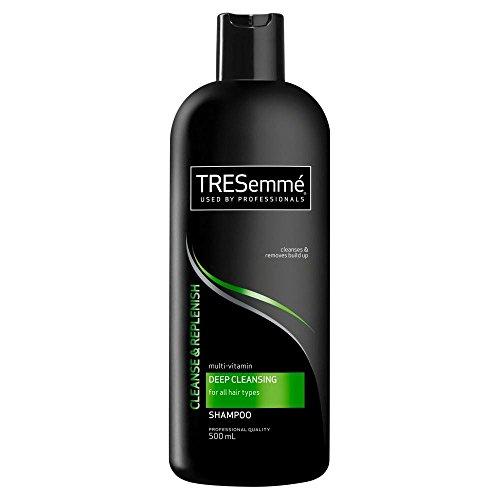 TRESemmé Deep Cleansing Shampoo (500ml) - Paquet de 6