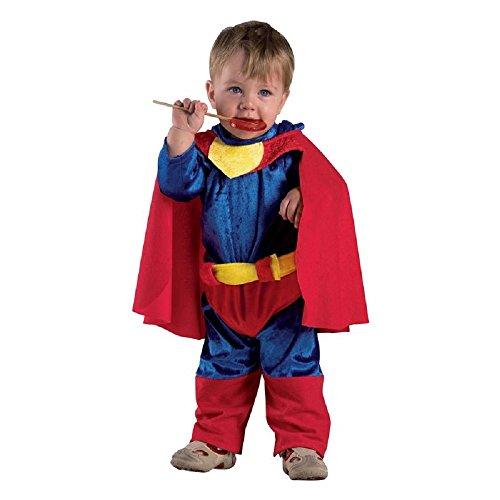Chiber Kostüme Kostüm Super Jungen 92 cm. (19-24 Meses) (Baby-mädchen Spiderman Kostüm)