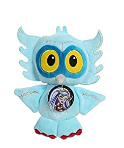 Gipsy - 070199 - Peluche - Monster High - Hulule (chouette) Beans 18 Cm