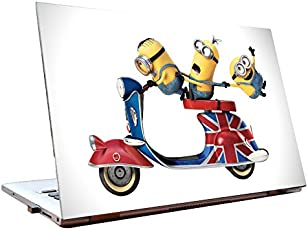 Tamatina Laptop Skins 14 inch - Minions - Funny - HD Quality - Dell-Lenovo-HP-Acer