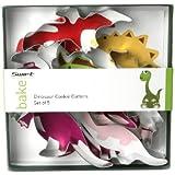 Swift Set of 5 Dinosaur Cookie Cutters