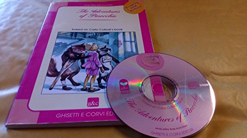 The adventures of Pinocchio. Con CD Audio