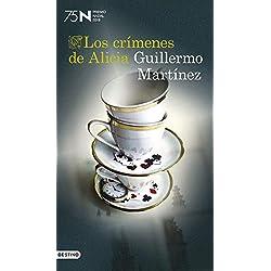 Los crímenes de Alicia (Áncora & Delfin) Premio Nadal 2019