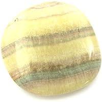 Scheibenstein Fluorit blass-gelb 2,5-3 cm preisvergleich bei billige-tabletten.eu