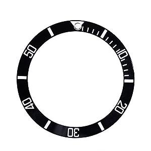 Uhr Schreiben Lünette Einfügen Passt Seiko Date Display Keramik Uhr Handgelenk Ersatzteile